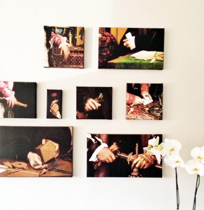 Holbein wall pop art interior design art consultancy for Interior design consultancy london